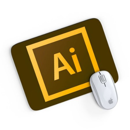 Mouse Pad Adobe Illustrator 24x20