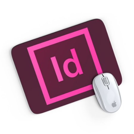Mouse Pad Adobe InDesign 24x20