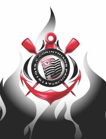 Avental Cozinha Corinthians