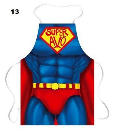 Avental de Cozinha Super Avô