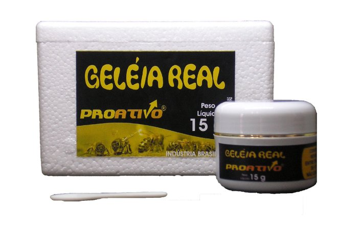 Geleia Real In Natura 15g