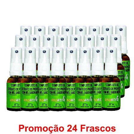 PROMOÇÃO 24 Própolis Spray Mel e Menta 35 ml