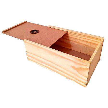 Caixa Para Criação de Tenebrio