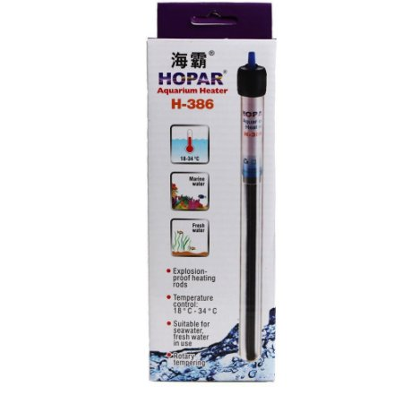 Termostato Quartzo Aquecedor Para Aquario HOPAR 25w 220v
