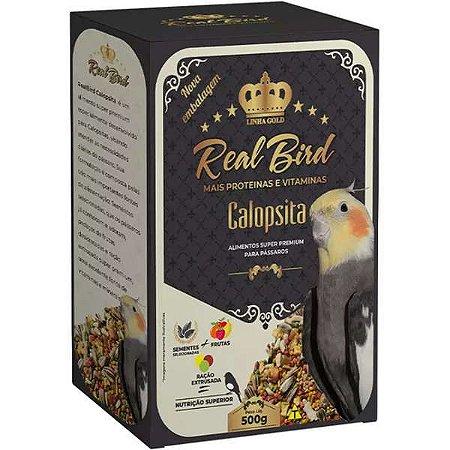 Alimento Para Calopsita Real Bird Zootekna 500g