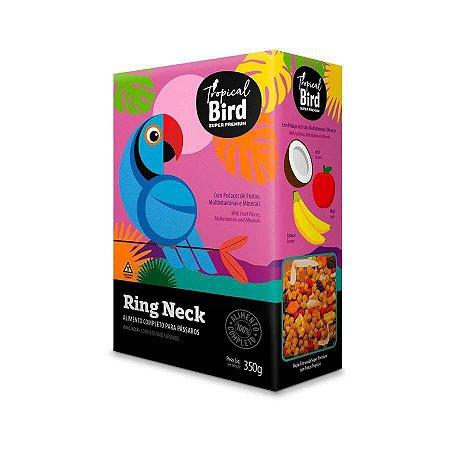Alimento Extrusada Com Frutas Para Ring Neck Tropical Bird 350g