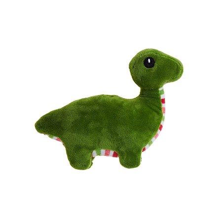 Brinquedo Pelucia Dinossauro N2 Para Pets Pet Toys