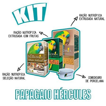 Kit Papagaio Hércules