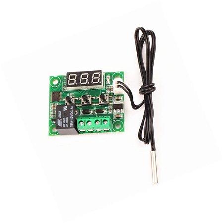 Termostato Digital W1209 P/ Controle De Temperatura