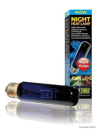 Exo Terra Night Heat Lamp 40w