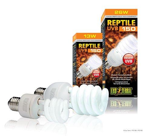 Lampada UVB Para Répteis Exo Terra Reptile 10.0