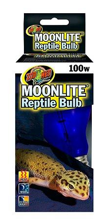 Zoo Med Lampada Noturna Moonlite Azul