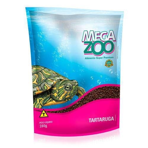 Alimento Para Tartaruga Megazoo 280g