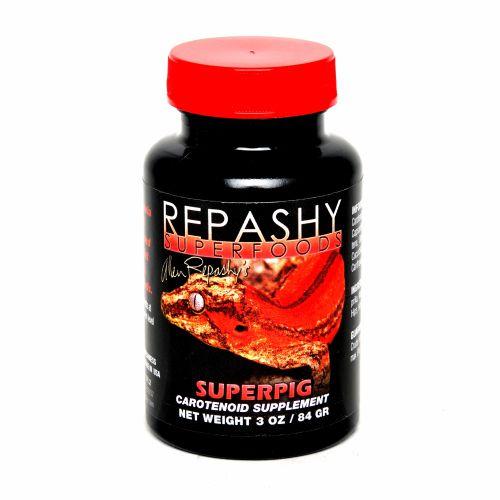 Suplemento de Carotenoides Vitamina A Repashy Superpig 85g
