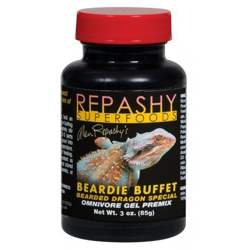 Alimento Para Pogona Repashy Beardie Buffet 85g
