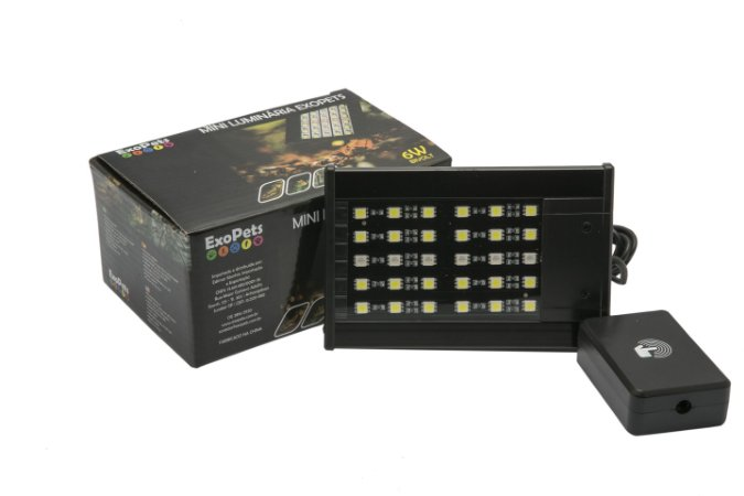 Luminária de LED Para Terrário 6W
