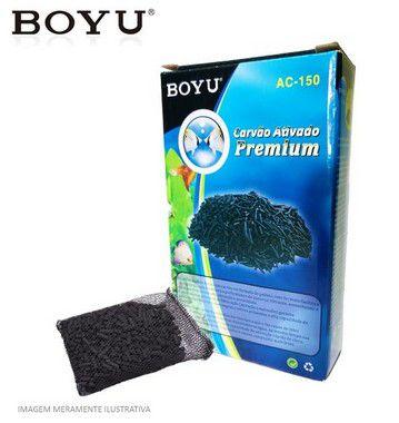 Carvão Ativado Para Aquários Premium Boyu Peletizado