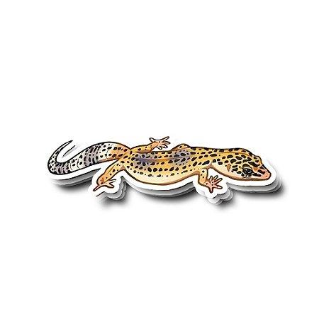 Adesivo Leopard Gecko