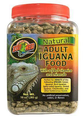 Alimento Para Iguana e Jabutis Zoo Med Adult Food