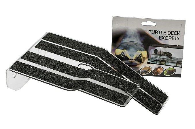 Plataforma Turtle Deck Para Tartarugas Aquáticas