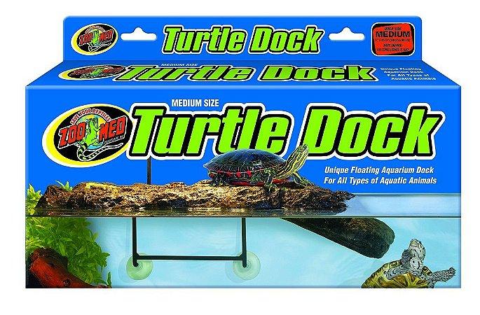 Deck Para Aquaterrário Tartaruga Zoo Med Turtle Dock