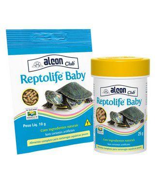 Alimento para Tartarugas Alcon ReptoLife Baby 10g