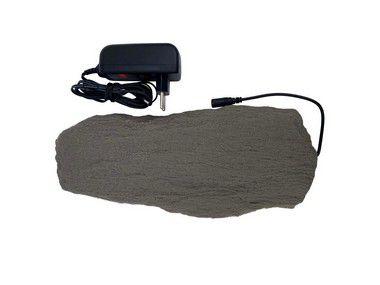 Pedra Aquecida Grande Para Repteis Com Controle de Temperatura Automático - PEDRA