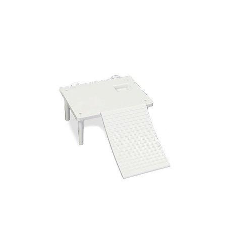 Deck e Plataforma Com Ventosa Para Tigre D'agua