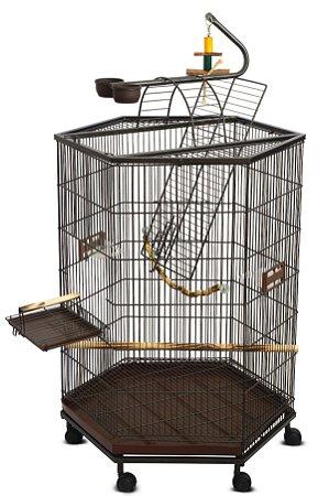 Viveiro Para Aves Bragança Play Safari Ouro Velho