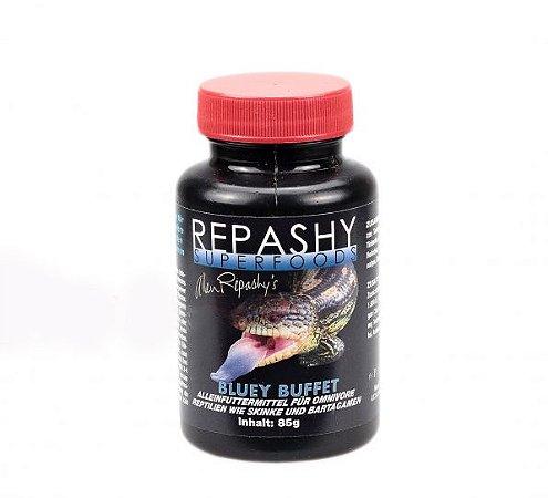 Alimento Para Répteis Onívoros Repashy Bluey Buffet 85g
