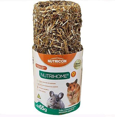 Alimento Tubo Comestível Para Roedores Nutrihome P Nutricon 65g
