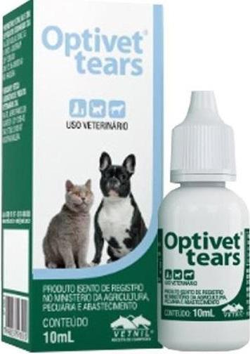Optivet Tears Vetnil - 10ml