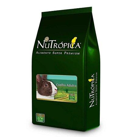 Ração Nutrópica Coelhos Adultos Natural - 5kg