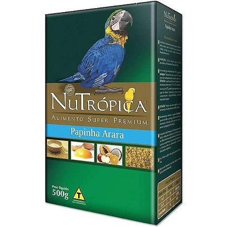 Papinha Nutrópica para Arara - 500g