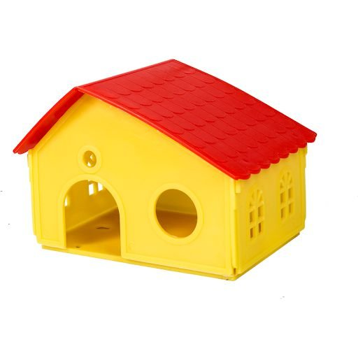 Casinha De Plástico Para Hamster