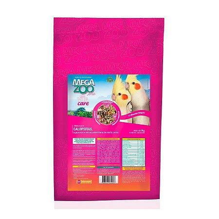 Alimento Integral Para Calopsita Megazoo Mix  6kg