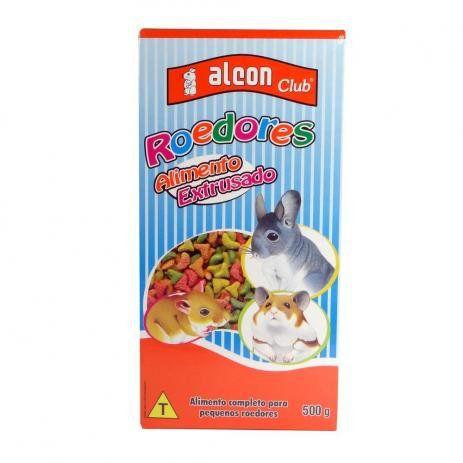 Alimento Extrusado Para Roedores Alcon Club 500g