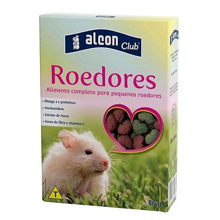 Alimento Completo Para Roedores Alcon Club 80g