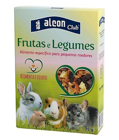Alimento Para Roedores Alcon Club Frutas E Legumes 75g