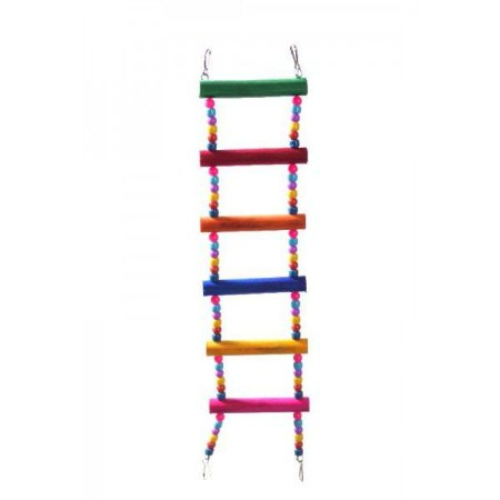 Brinquedo Escada Com Miçanga M Para Aves Still Pet