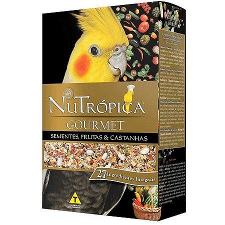 Ração Nutrópica Para Calopsita Gourmet - 900g