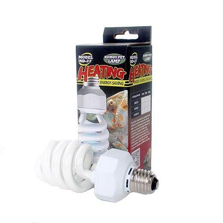 Lampada UVB 5.0 Para Répteis Tropicais Nomoy Pet 26w 110v