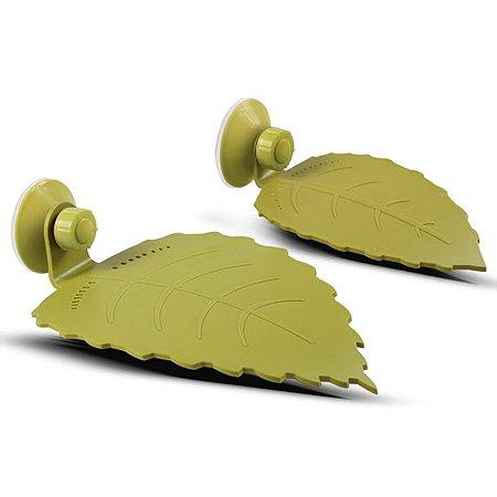 Deck Folha Para Aquaterrário De Tartaruga Nomoy Pet P