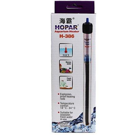 Termostato Quartzo Aquecedor Para Aquario HOPAR 75w