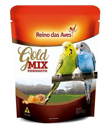 Alimento Gold Mix Periquitos 500g