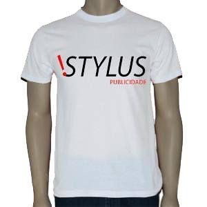 Camisa Branca Personalizada - Stylus Publicidade 3a7d128d7ae
