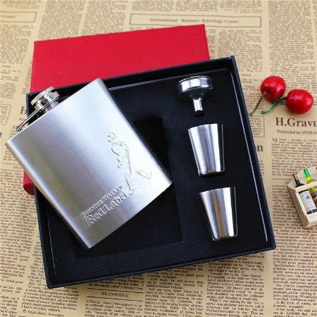 Hip Flask Johnnie Walker