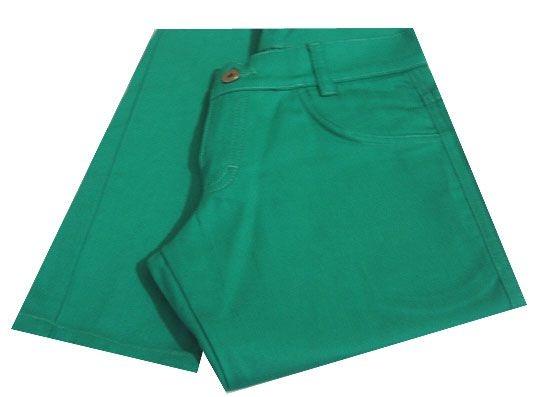 Calça Skinny Verde Bandeira Normalis
