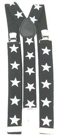 Suspensório Rock Madstar Star
