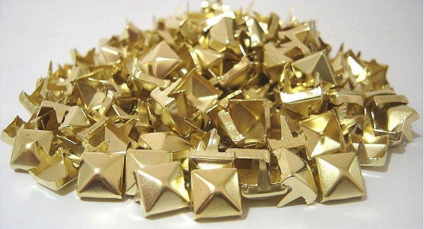 Piramide Dourada para customização 250peças